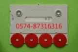 Digitare a X 20*15cm la scheda materiale magnetica del magazzino della scheda di memoria di scheda con i numeri