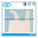 Mehrfarbenwegwerf-HDPE/LDPE Plastikschutzblech
