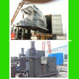 Incinerador de resíduos sólidos de poluição zero com alta qualidade