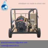 Очиститель высокого давления струей воды машины 500 бар
