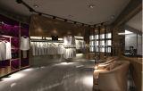 현대인 옷 상점 전시, 소매점 정착물