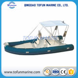 Hypalon / PVC inflable costilla Barco (RIB600)