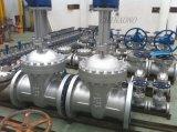 Fabricante da flange de válvula da porta do aço inoxidável da alta qualidade do API