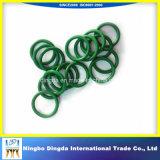 Joint circulaire de NBR avec la couleur verte