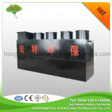 Tratamiento de aguas residuales combinado enterrado para eliminar los iones de metales pesados