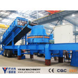 Medium e Fine cinesi 100tph Crushing Plant