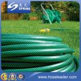 Mangueira flexível da água do PVC para a irrigação