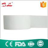 Pegamento médico del yeso del óxido de cinc del emplasto adhesivo con el orificio para la farmacia