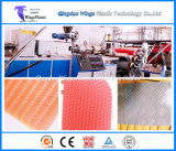 Plastik-Belüftung-Gleitschutzmatten-Produktionszweig/Strangpresßling-Zeile/Herstellungs-Maschine