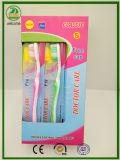 Doutor quente Cuidado Adulto Toothbrush das vendas de Pakistand com tampão livre