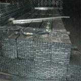 20X40mm Pre-Galvanized Steel Tube for Desk Furniture