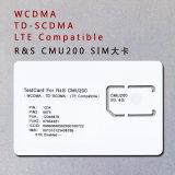 3G 4G WCDMA TD-SCDMA Lte Standard-SIM Prüfungs-Karte der Telefon-Karten-Cmu200