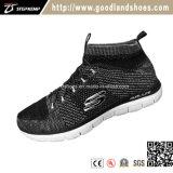 Chaussures élevées 16036 de Flyknit de qualité de sport neuf de Runing