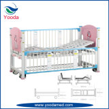 Two Function Manual Hospital Pediatric Bed