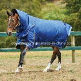 Ripstop Manta de caballo de poliéster para el invierno