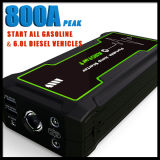 dispositivo d'avviamento portatile di salto dell'automobile della Banca di potere del caricabatteria del picco di corrente del pacchetto 800A della batteria Emergency 16800mAh