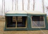 Sunshelterのオフロード車のキャンプの贅沢なトレーラーのテント