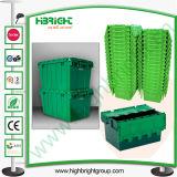 Пластиковые лотки Nestable и материально-технического обеспечения перемещения ящика