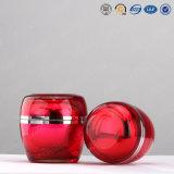 30g 50g de Plastic Acryl Dubbele Kruik Van uitstekende kwaliteit van de Container van de Room van de Muur Kosmetische