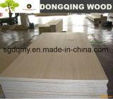 Hoja de la madera contrachapada del grado 4X8 del embalaje con 1220X2440m m