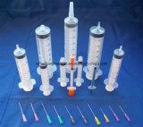 Seringa Painless Sterilized descartável com agulha