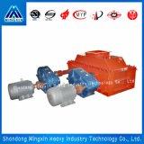 2 págs. (C) Triturador de rolos para esmagamento de material de carvão / coca / refactor