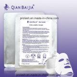 Mascherina d'imbiancatura naturale della seta della Anti-Grinza del collageno di Qbeka della mascherina di cura di pelle migliore