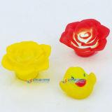 Яркие цветы /турецкий формы Декоративная светодиодная свеча