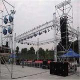 Projetar da cabine de alumínio do telhado do sistema de iluminação o fardo ao ar livre do evento