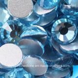 비 최신 고침 모조 다이아몬드 편평한 뒤 수정같은 모조 다이아몬드 (ss20 Siam/3A 급료)
