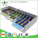 Xiaofeixia Trampoline Park Equipment pour Indoor Trampoline Centers