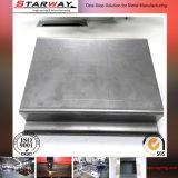 Изготовленные пользуйтесь функцией настройки качества изготовления листового металла из нержавеющей стали