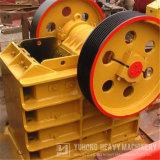 ISO popular do Ce do triturador de maxila do godo do baixo preço de Yuhong aprovado