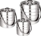 Roestvrij staal Ice Bucket voor Bar en Hotel