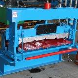 Roulis en acier de feuilles de toiture de couleur de fabrication de la Chine formant la machine