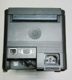De Thermische MiniPrinter van de keuken met de Lange LEIDENE auto-Snijder van de Indicator