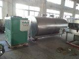 Питание санитарных из нержавеющей стали 8000L резервуар для охлаждения молока