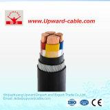 4 cavi isolati XLPE di energia elettrica di memoria