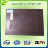 Placa magnética Epoxy da imprensa da isolação da fibra de vidro