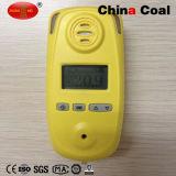 手持ち型の携帯用酸素O2のガス探知器