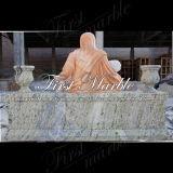 Надгробная плита Mem-504 мраморный каменного гранита мемориальная Multi-Color