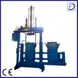 Prensa hidráulica de la materia textil de Y82t-63yf con el compartimiento del levantamiento (CE)