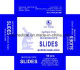 Diapositives de microscope de haute qualité 7101 -OEM