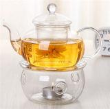 Чайник высокого сопротивления алкалиа стеклянный с грелкой