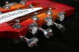 Guitare électrique de chaînes de caractères Sunburst de Rickenback 12 de nécessaire de guitare de DIY/cerise (GR-10)