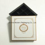 Especial embalaje del chocolate caja de papel de regalo con el logotipo de Estampación