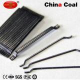 La fibre en acier haute résistance