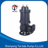 Qwの浸水許容の下水ポンプの廃水処理システムはスラリーの砂ポンプを使用した