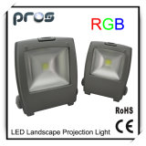Super Brillo Proyector foco LED de túnel IP65