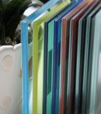 SGS는 Bulding 박판으로 만들어진 안전에 의하여 단단하게 한 예술에게 장식적인 유리를 통과한다